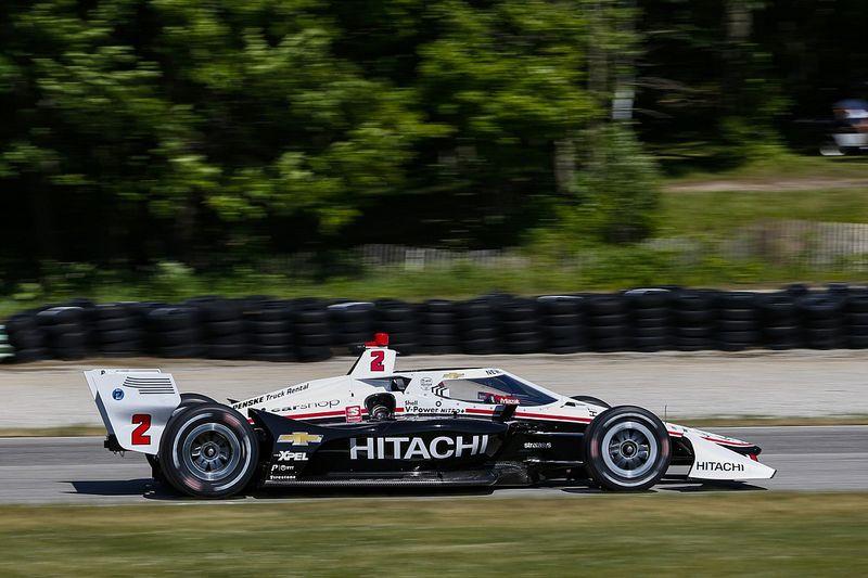 Newgarden lidera práctica 2 en Road America y O'Ward top 10