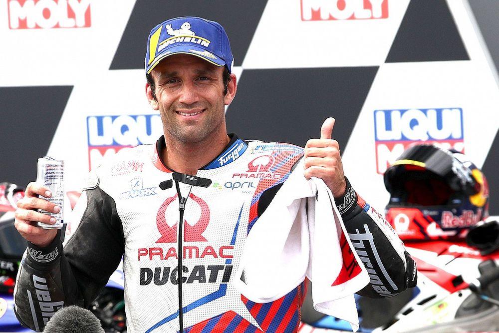 """MotoGP: Zarco diz que adrenalina """"estava alta"""" com queda e fumaça"""