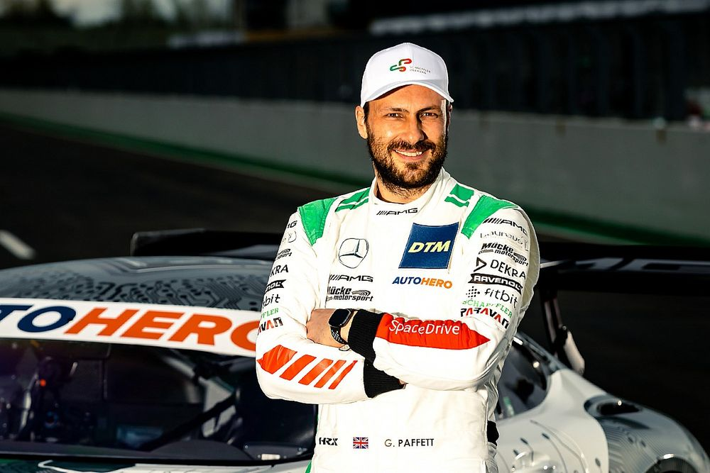 Paffett's DTM return delayed due to COVID travel restrictions