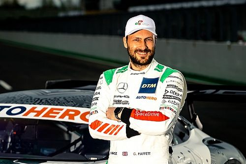 Paffett's DTM return delayed due to travel restrictions