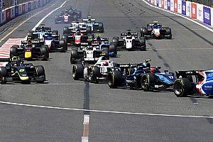 Шварцман закончил 5-м вторую гонку Ф2 в Баку. Выиграл Випс