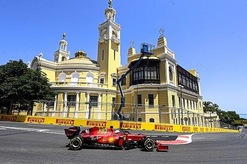 Fotogallery F1: le Qualifiche del GP dell'Azerbaijan