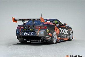 Supercars confirms mid-season debut for Gen3