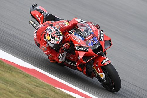 Miller Sempurnakan Strategi untuk MotoGP Catalunya