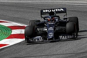 Tsunoda receives grid drop for blocking Bottas in Styria Q3