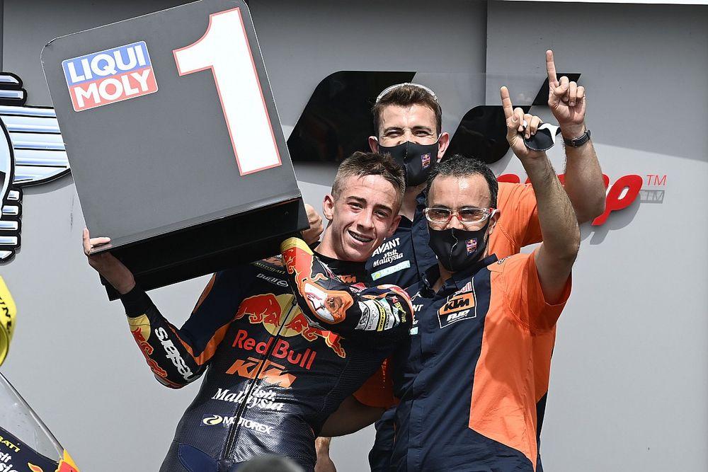 ルーキーにして現在Moto3首位に立つペドロ・アコスタにシュワンツとミラーから称賛の声