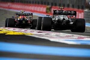 Wolff heeft geen moeite met uitbarsting Bottas in GP Frankrijk