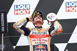 """Marc Marquez: Germany MotoGP win """"makes up for the suffering"""""""