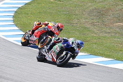 """Alex Márquez: """"Marc está haciendo la gran diferencia con la moto"""""""
