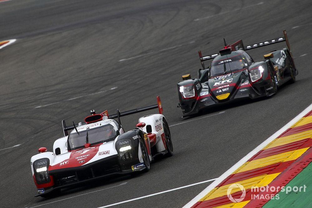 WEC won't slow down LMP2 cars if further speed tweaks needed