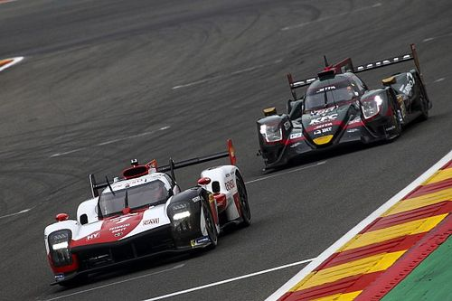 Le WEC ne modifiera plus les performances des LMP2 en 2021
