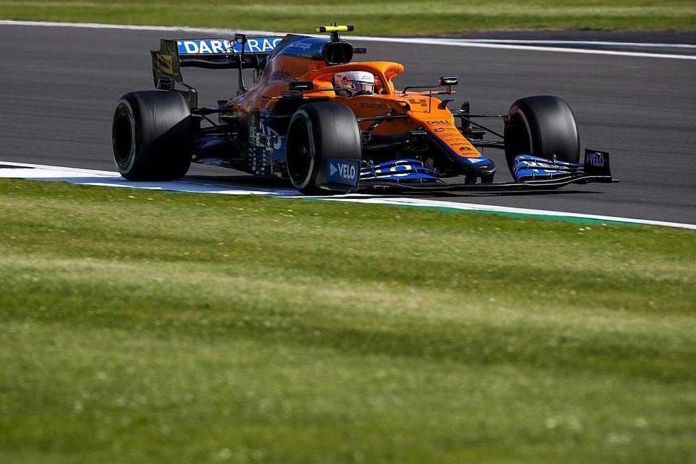 """F1: McLaren diz que """"não é irreal"""" que Norris mire terceiro lugar no Mundial, mas mantém pés no chão"""
