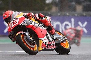 """Marquez """"angry"""" at """"unnecessary"""" Le Mans crash"""