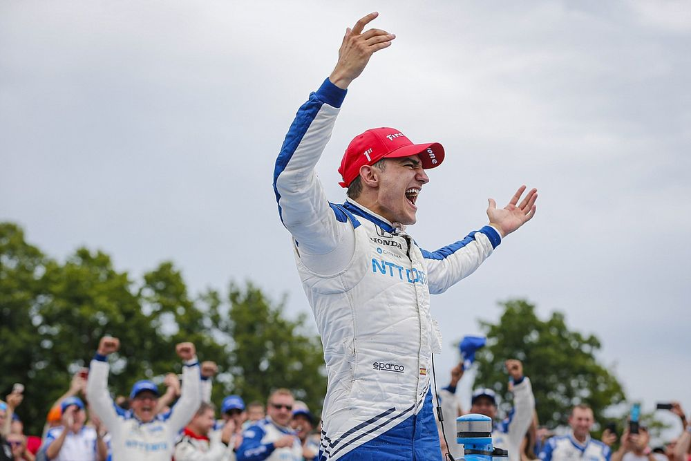 Why IndyCar's generational shift isn't as stark as it appears
