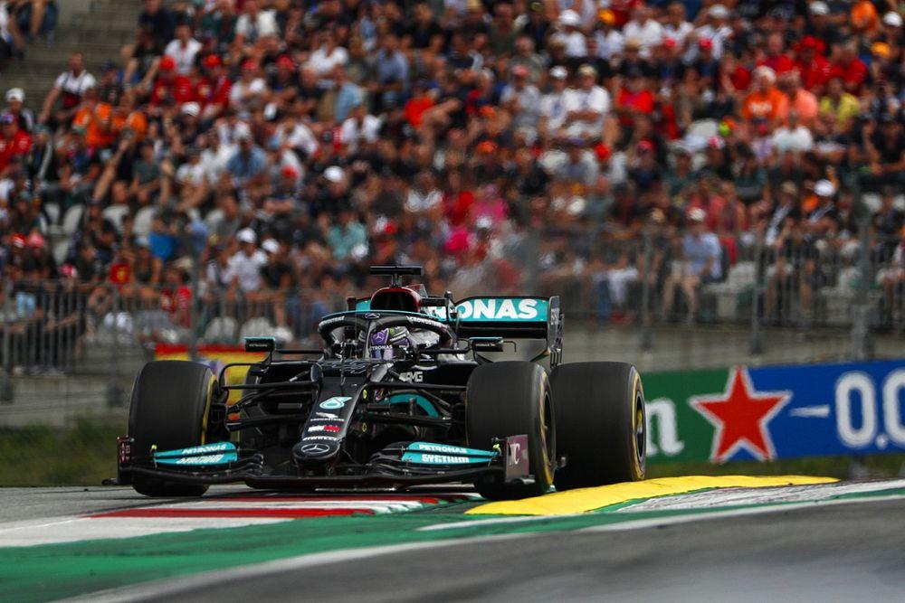 4位に終わったハミルトン、マシンのダメージに苦しむ「2位になるのは簡単だったはず」
