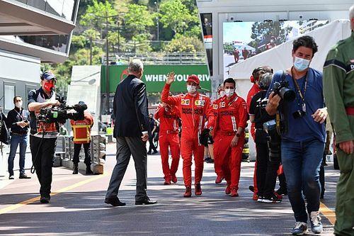 """Leclerc: """"Monako'daki kaza yüzünden kendime çok acımasız davranmayacağım"""""""