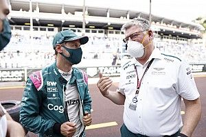 Szafnauer: ''Vettel henüz %100'ünde değil ama o seviyeye yaklaşıyor''