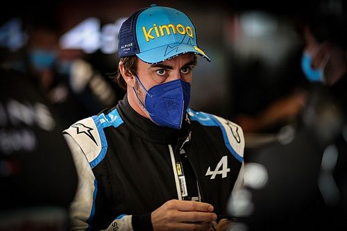 Alonso on... F1's health, WEC, IndyCar and Dakar