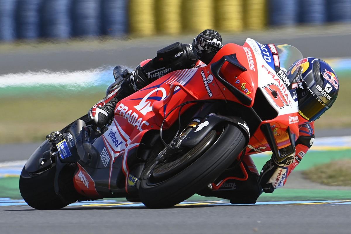Zarco: VR46 won't destroy Pramac/Ducati MotoGP relationship thumbnail