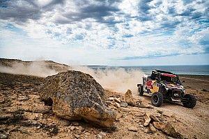 Gutiérrez y Barreda se lucen en la etapa 1 del Rally de Marruecos