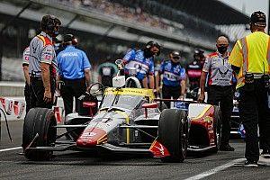 """""""Ő egy komplett pszichopata!"""" – Daly az Indy 500 utolsó edzésén akadt ki Ferruccira (videóval)"""
