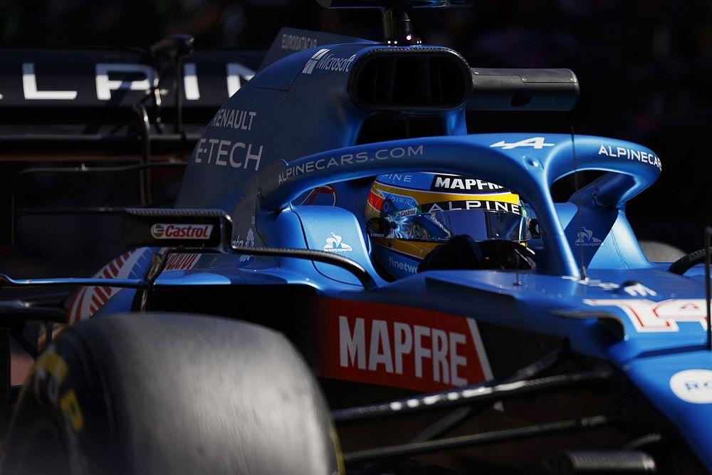 """Alonso hint met gecodeerde tweet op """"groot nieuws"""""""