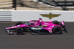 Indy 500: Harvey heads final practice, Penske struggles continue