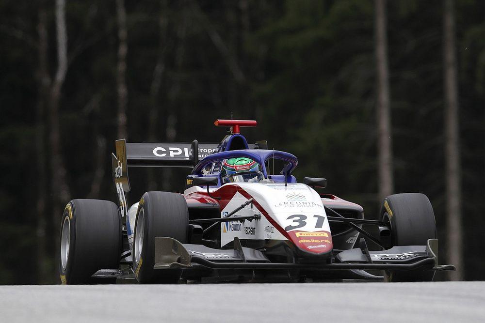 F3: Yeany e Chovanec subentrano a Fittipaldi e de Gerus