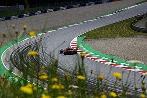 Fotogallery F1: gli scatti più belli delle libere al GP d'Austria