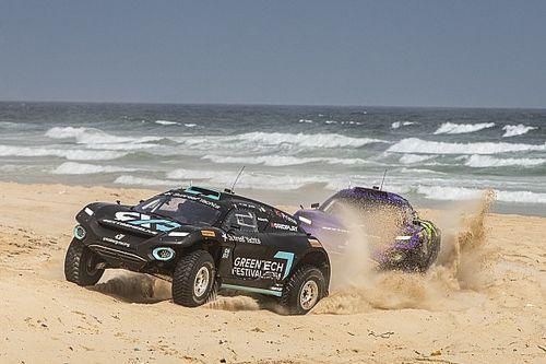 RXR s'accroche et gagne l'Ocean X Prix d'Extreme E
