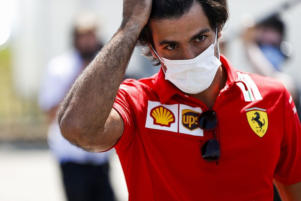 Sainz, bajo investigación por tres incidentes en Silverstone