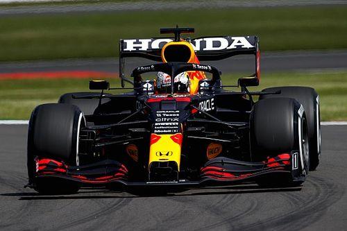 F1イギリスFP1:フェルスタッペン、初日予選に向けてトップタイムで発進。角田裕毅は12番手タイム