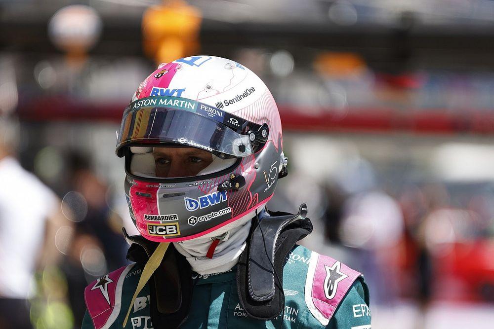 Vettel Kena Penalti Penurunan Tiga Grid