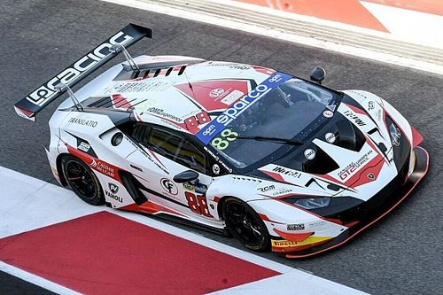 GT Italiano: Perolini si prepara per le gare Sprint di Imola