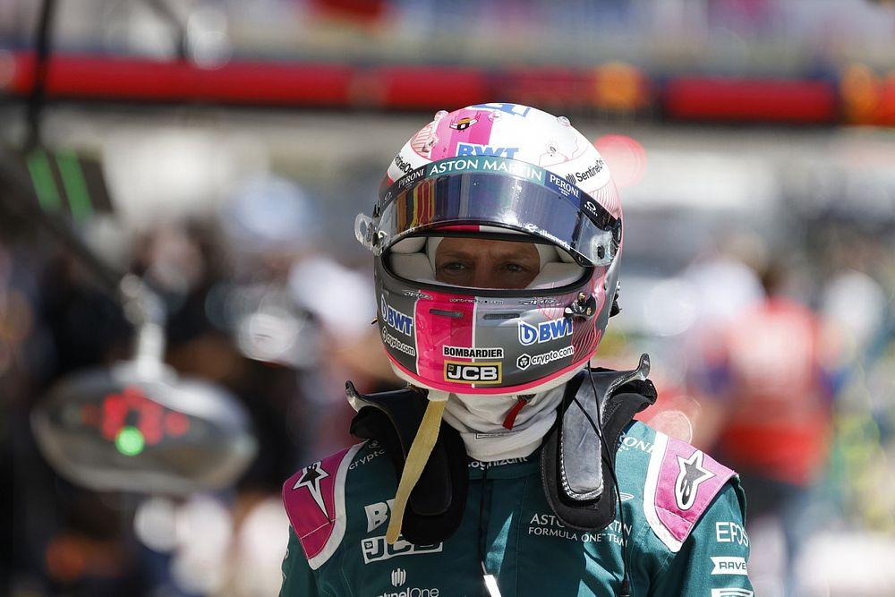 Vettel trzyma kciuki za Verstappena