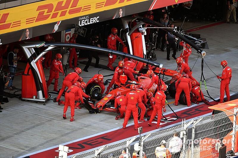 """Marko kritisch op Ferrari: """"Druist in tegen de rechtvaardigheid"""""""
