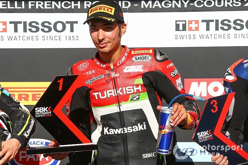 Yamaha officialise l'arrivée de Razgatlioglu