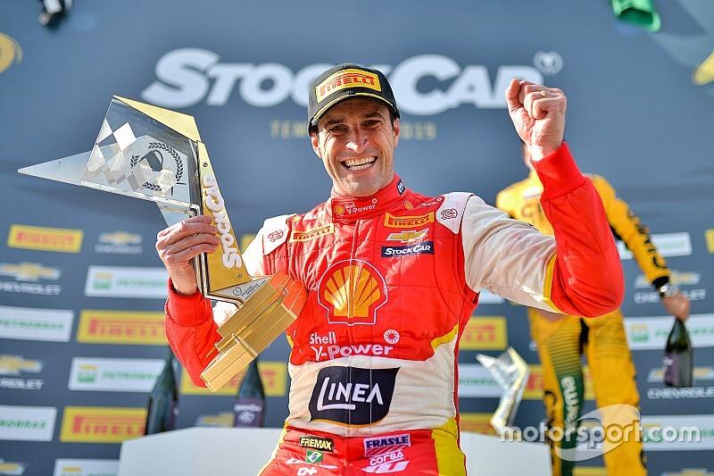 VÍDEO: Ricardo Zonta explica como funciona o volante da Stock Car