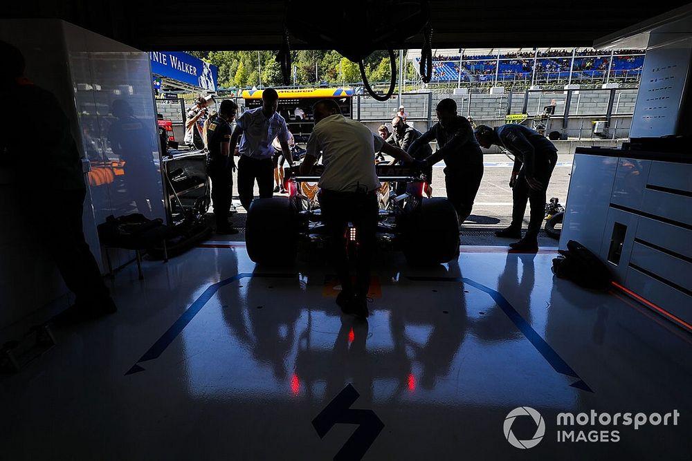Panthera wstrzymuje swój debiut w F1