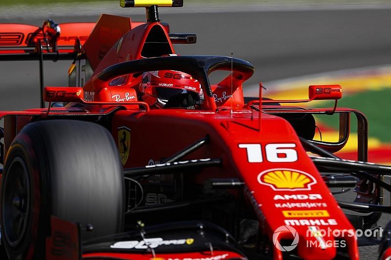 F1 Spa, Libere 2: nessuno sta in scia a Leclerc!