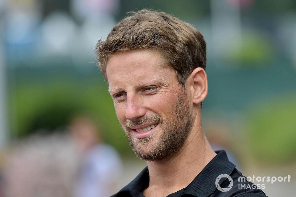 """Grosjean """"vertrouwt erop"""" dat hij in 2020 in F1 rijdt"""