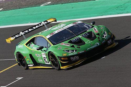Lamborghini in pole a Vallelunga con Postiglione-Mul-Frassineti