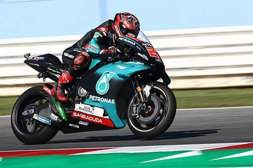 MotoGPサンマリノFP3:クアルタラロ、またしてもトップタイム。中上6番手でQ2進出