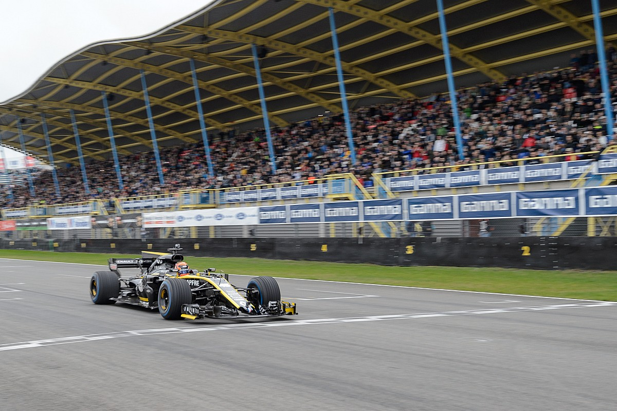 TT Circuit ziet deels af van verbouwing, F1 alleen in noodscenario