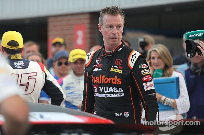 """Neal """"dodged a bullet"""" in potential side-impact Oulton crash"""