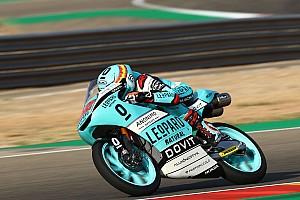 Moto3, Valencia, Libere 3: Ramirez nella doppietta Leopard
