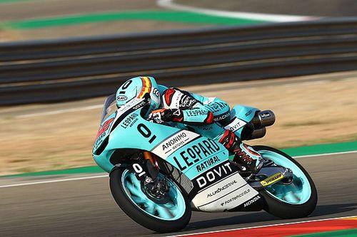 Moto3, Valencia 3. antrenman: Ramirez lider, Can 10. oldu