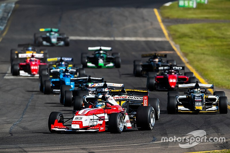 S5000 to host Alan Jones Cup at Albert Park