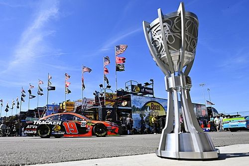 Championship 4 set for NASCAR Cup Series title-decider