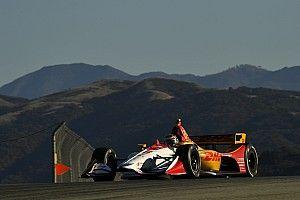 Hunter-Reay aparece no fim e é o mais rápido da sexta-feira da Indy em Laguna Seca